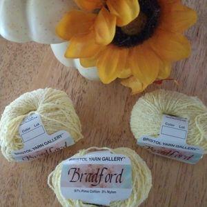 Bristol yarn gallery Other - Cotton blend yarn lot